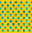 yellow color cloth seamless pattern vector image vector image