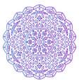 abstract ornament mandala vector image