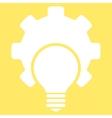 Bulb Configuration Icon vector image