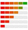 Progress bar bar chart
