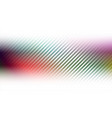 abstract colorful background with diagonal lines vector image vector image