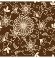 Floral seamless pattern element