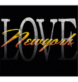 Newyork fashion style typography vector image vector image