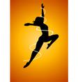 Ballet Dancing vector image