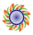 Happy Independence Day of India 15th august vector image vector image