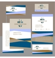 Logo and identification of a construction company vector image