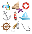 Sea related icons