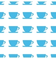 Unique Cup seamless pattern vector image vector image