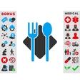 Nutrition Icon vector image