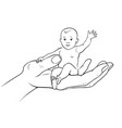 mothering vector image