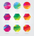 Company logo Templates vector image vector image