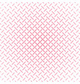 halftone stripe pattern background template vector image vector image