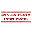 Inventory Control Watermark Stamp vector image vector image