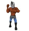 wrestler Demon vector image vector image