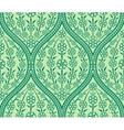 Seamless Oriental floral pattern vector image
