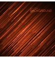 Background with glowing random lines vector image vector image