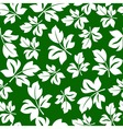 floral seamless pattern for y vector image vector image