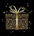 Stylized gift - vector | Price: 1 Credit (USD $1)