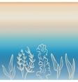 Algae vector image