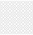 geometrical abstract diagonal square pattern vector image vector image