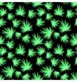 Marijuana background set vector image vector image