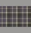 seamless pattern scottish tartan plaid vector image vector image