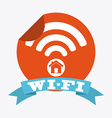 wifi signal vector image