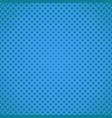 blue halftone stripe pattern background design vector image vector image