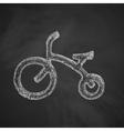childrens bike icon vector image