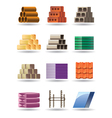 Building and constructions materials vector | Price: 3 Credits (USD $3)