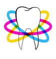 dentistry logo vector image