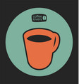 coffee shop 14 vector image vector image