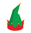 Gnome hat vector image