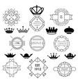 0000 lokos crowns vector image vector image