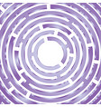 purple frame vector image vector image