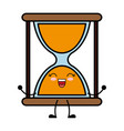 Kawaii hourglass icon
