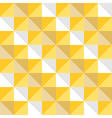 geometric pattern triangle and square vector image vector image