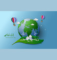 Eco friendly and environment conservation
