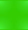 green retro halftone line pattern background vector image vector image