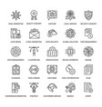 web design icons 2 vector image