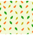 pattern leaf4 vector image
