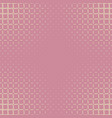 pink abstract halftone stripe pattern background vector image vector image