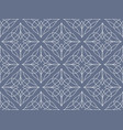 seamless ornament pattern for textile vector image