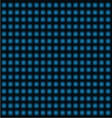 Blue Light Box Pattern Background vector image vector image