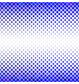 square pattern background - from squares in blue vector image vector image