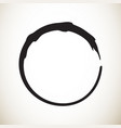 zen circle vector image