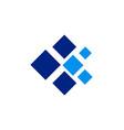 data technology square logo