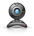 web camera vector image vector image