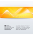 Abstract horizontal label vector image