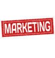 marketing grunge rubber stamp vector image vector image